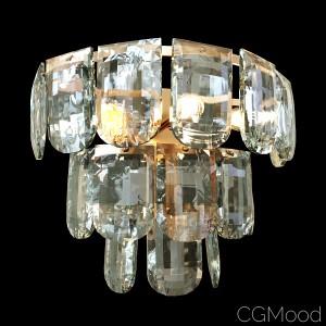Crystal Wall Lamp Wertmark We106.03.101 Lavinia