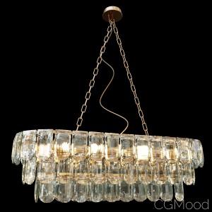 Crystal Lamp Wertmark We106.13.103 Lavinia