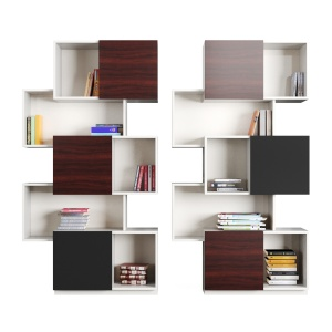Bookcase Piquant