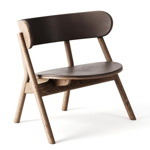 Oaki Lounge Chair By Northern