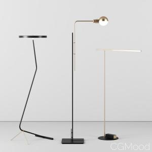 Restart Milano Floor Lamps