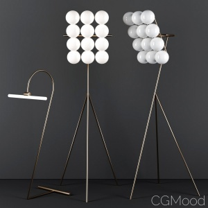Niclas Jorgensen Floor Lamps