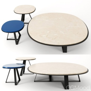 Judd Tables By Meridiani