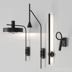 Wall Lamps By Galea Home ( A1227, A1151, A1273, A1
