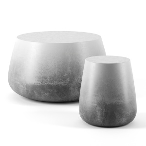 Silver Ombre Tables By Primrose And Plum