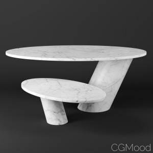 Eccentrico Tables By Agape Casa