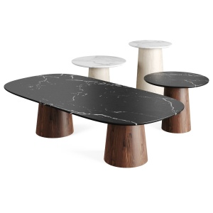 Spule Coffee Table By Stahl And Band