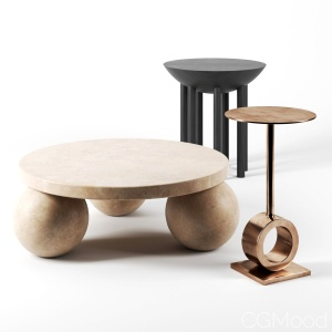 Tables By Kelly Wearstler