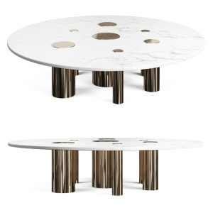 Constellation Coffee Table By Negropontes