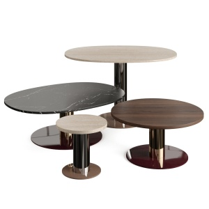 Mezcla Tables By &tradition