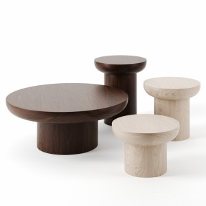 Dombak Tables By Phase Design