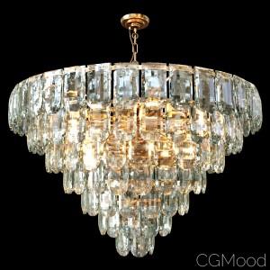 Crystal Chandelier Wertmark We106.15.103 Lavinia