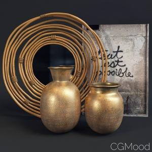 Dutchbone Decorative Set