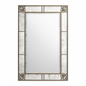 Schumacher - Bedford Mercury Glass Mirror