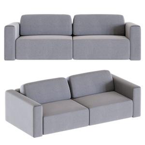 Sofa Santo Textile Gray