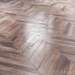 Aged Wood Parquet Texture