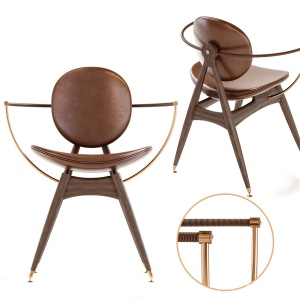 Siglomodern Circle Chair
