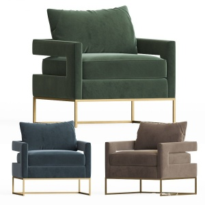 Bevin Accent Chair Onekingslane