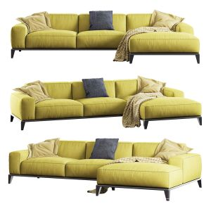 Trevor corner sofa by Nicoline Salotti