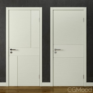 Scandi Series Academy Doors (part 1)