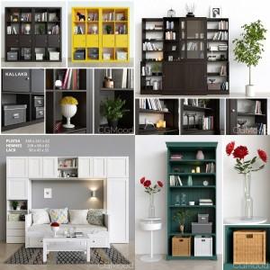 Ikea cabinets Set