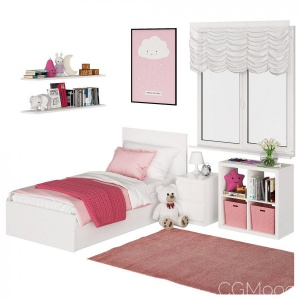 Universal Children Room Pink