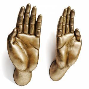 Hands Handles For Funiture Or Doors