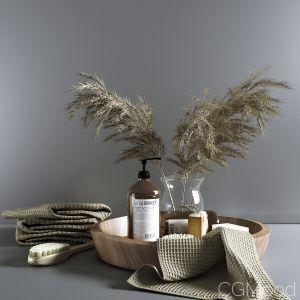 Bathroom Decorative Set # 1