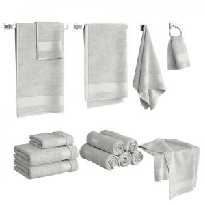 White Towels Set