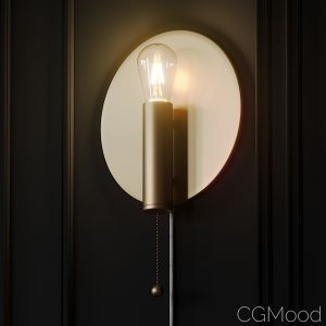 Art Deco Wall Lamp By Globen Lighting