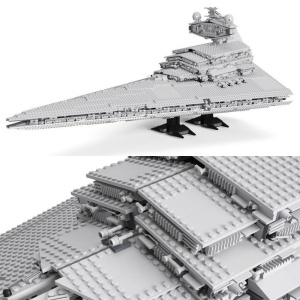 Lego - Imperial Star Destroyer