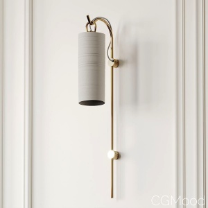 Staff Wall Sconce By Articolo