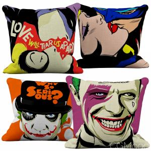 Pillow Set 21 | Lilipi | Dc | Joker