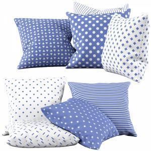 Pillow Set 27   Sailor Theme