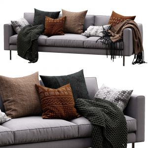 Boutique Sofa By Moooi