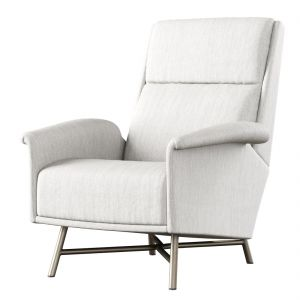 Carlo De Carli Pair Of Chic Lounge Chair