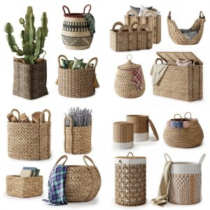 Baskets Big Collection 01
