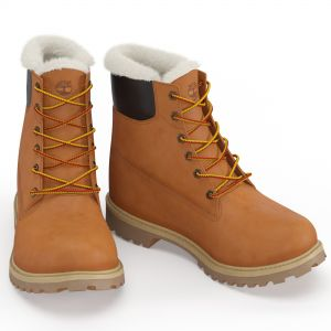 6 Inch Shearling Boot Waterproof