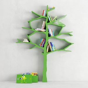 Childrens Tree Bookcase