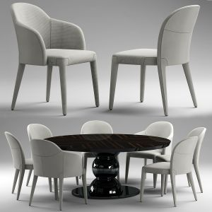 Fendi Audrey Chair And Table