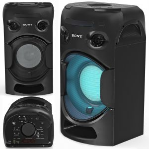 Audio system Sony MHC-V21