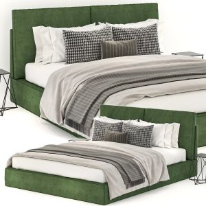 Green Dream Bed