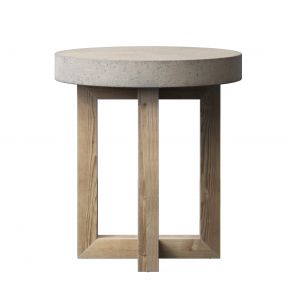 Heston Round Side Table