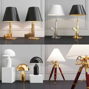 Table Lamp Collection