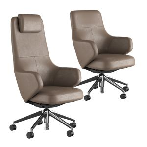 Vitra Grand Executive Highback & Grand Executive L