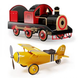 Pottery Barn Kids Ride-ons