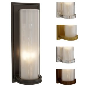 Pearson Tube Sconce - Pottery Barn