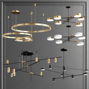 Collection Of Minimalist Chandelier 5