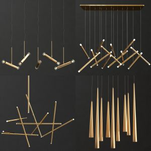 Collection Of Minimalist Chandelier_7