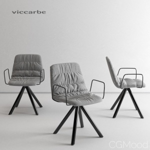 Viccarbe Maarten Chair